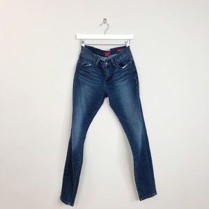 Lucky Brand | brooklyn ankle skinny denim jeans